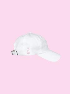 la casquette blanche