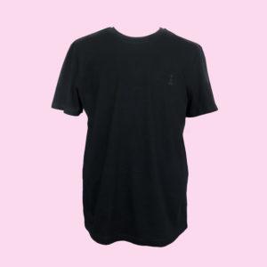 le t-shirt noir
